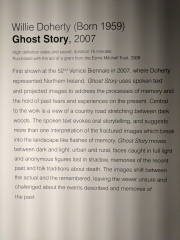 Ghost Story (2007) by Willie DOHERTY.
