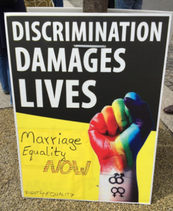 SharedFuture 20161128 - Troubled Images - 08 Discrimination damages lives