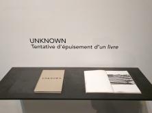 Unknown revisited. Stephane Duroy exhibition, Le Bal, Paris, France.