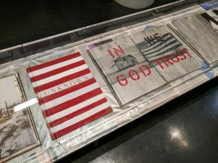 In God We Trust. Stephane Duroy exhibition, Le Bal, Paris, France.