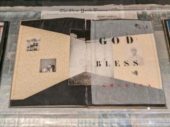 God bless America. Stephane Duroy exhibition, Le Bal, Paris, France.