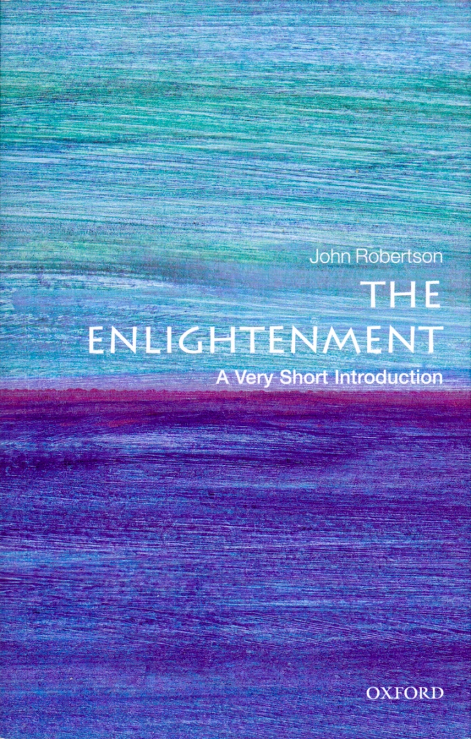 Book review – The Enlightenment: A Very Short Introduction (John ROBERTSON)