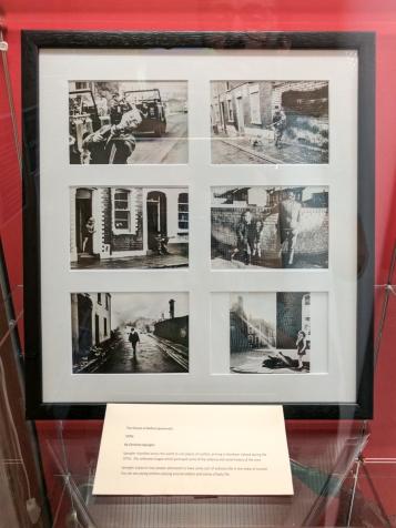 The Streets of Belfast (1970s) by Christine SPENGLER (c) Allan LEONARD @MrUlster