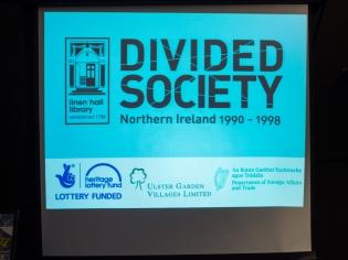 Divided Society: Northern Ireland 1990-1998.