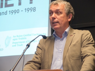 Paul MULLAN (Heritage Lottery Fund).