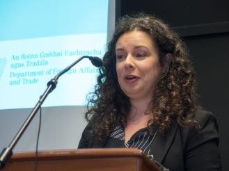Rachel BRADY (Linen Hall Library).