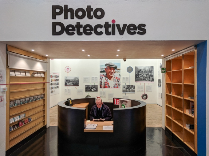 Photo Detectives: An exhibition of community-researched Irish photo history