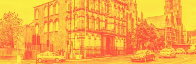 Heritage for regeneration: A walking tour of North Belfast Cultural Corridor @ImagineBelfast