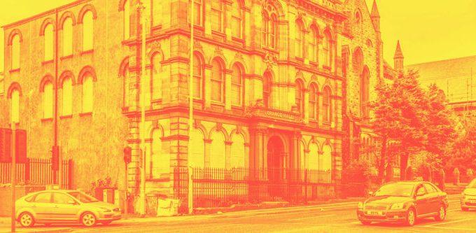 Heritage for regeneration: A walking tour of North Belfast Cultural Corridor@ImagineBelfast