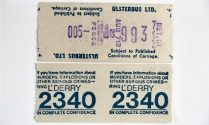 Bus Ticket 1. (c) Peter MOLONEY @PeterMoloneyCol