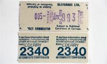 Bus Ticket 1. (c) Peter MOLONEY @PeterMoloneyCol