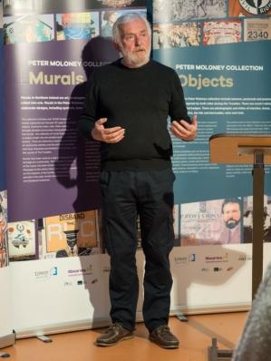 Peter MOLONEY. (c) Allan LEONARD @MrUlster