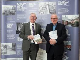 Joe O'DONNELL and Tony McCUSKER. @BIP_Interfaces (c) Allan LEONARD @MrUlster
