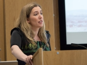Anna BRYSON. @BIP_Interfaces (c) Allan LEONARD @MrUlster