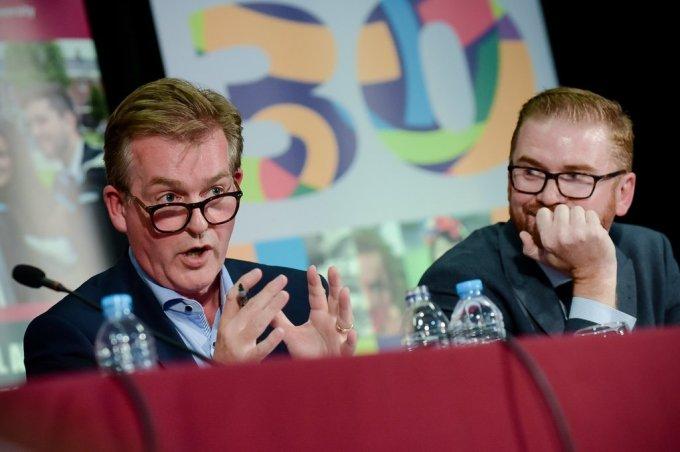 Developing respect in our politics: Leaders' debate@FeileBelfast