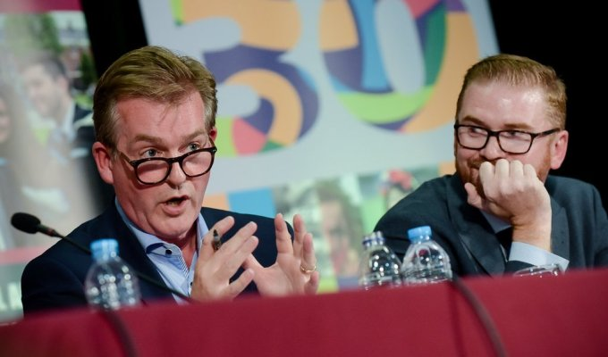 Developing respect in our politics: Leaders' debate @FeileBelfast