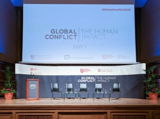 Sustaining hope for peace: Global Conflict 2018#GFA20