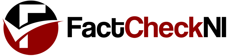 FactCheckNI Logo