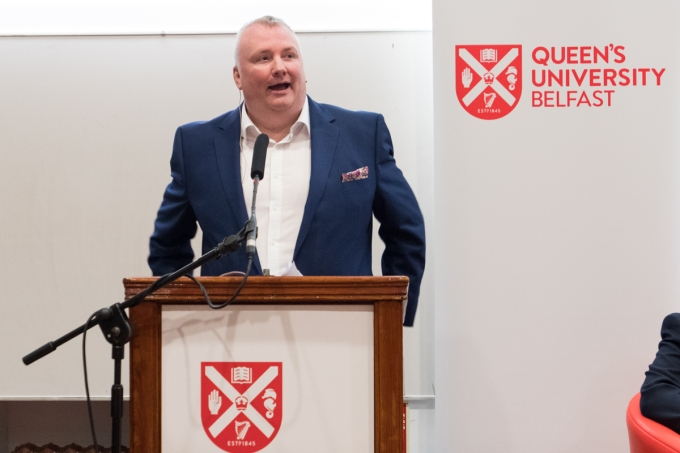 Stephen NOLAN: Enhancing democratic debate in the era of fakenews?