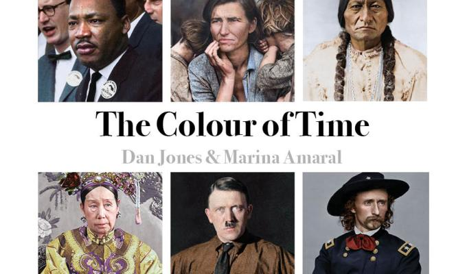 Book review: The Colour of Time (Dan JONES & Marina AMARAL)