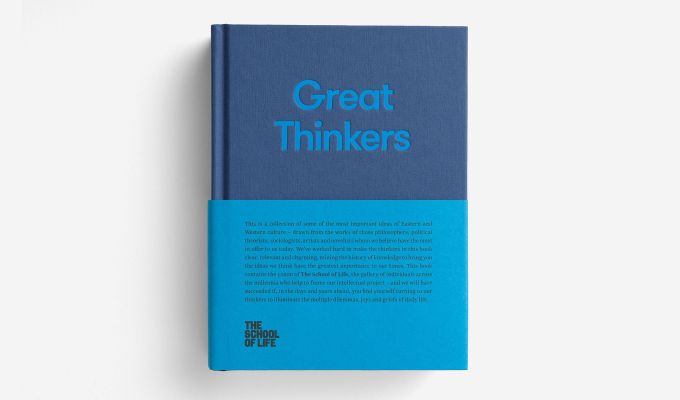 Book review: Great Thinkers (The School of Life)