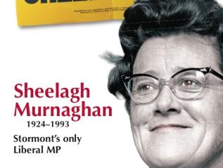 The polite rebel: SheelaghMurnaghan