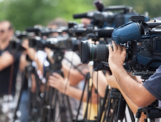The role and responsibilities of media in divided societies.Discuss.